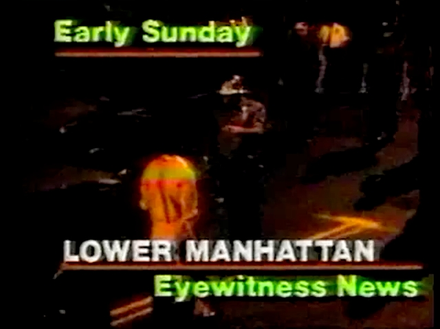 Tompkin Square on Eyewitness News still