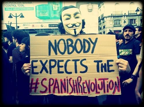 NobodyExpectsSpanishRevolution